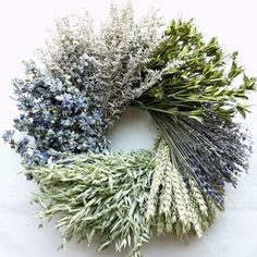 Little Cutie Flower Wheat Wreath