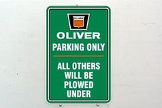 oliver tractor artwork - Google Search