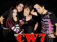 ELESSANDRO ALTERNATIVO: CW7 NO ACESSO MTV DO PARANA PARA O BRASIL