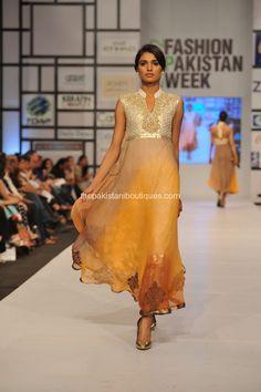 Deepak Parwani Collection at Fashion Pakistan Week 2012 FPW3 Day 4