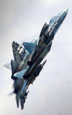 Sukhoi T-50