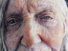 Pencil Portrait - The Colored Pencil Society of America's International Exhibition brought out some of the best in colored pencil artworks. View five of the winning works here. Colored Pencil Portrait, Colored Pencil Artwork, Color Pencil Art, Pastel Pencils, Colored Pencils, The Artist Magazine, Colored Pencil Techniques, Portrait Art, Portraits