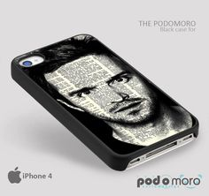 Calm Breaking Bad Jesse Pinkman for iPhone 4/4S, iPhone 5/5S, iPhone 5c, iPhone 6, iPhone 6 Plus, iPod 4, iPod 5, Samsung Galaxy S3, Galaxy S4, Galaxy S5, Galaxy S6, Samsung Galaxy Note 3, Galaxy Note 4, Phone Case