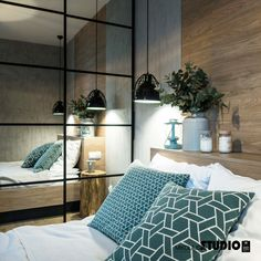 Discover recipes, home ideas, style inspiration and other ideas to try. Wardrobe Design Bedroom, Redecorate Bedroom, Interior Design Bedroom, Modern Luxury Bedroom, Bedroom Interior, Minimalist Bedroom Decor, Home Bedroom, Home Decor, Luxurious Bedrooms