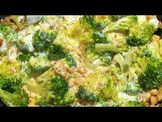 20 minutes and a pan! The most delicious broccoli recipe! - YouTube