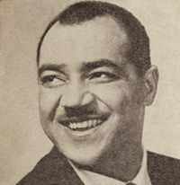 Bass-baritone Lawrence Winters (1915 - 1965) began his career as Amonasro in the New York City Opera's production of AIDA in 1948, and performed with NYCO in many roles over the next seven years. Winters was also a principle baritone at the Royal Swedish Opera (1950), Hamburg State Opera (1952) and Deutsche Oper Berlin (1957), and sang Porgy opposite Camilla Williams's Bess in the first nearly-complete recording of PORGY AND BESS (1951).
