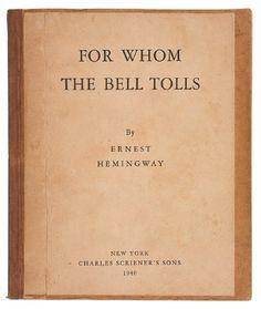 hemmingway books pinterest   book / Rare Hemingway Proof Up For Auction