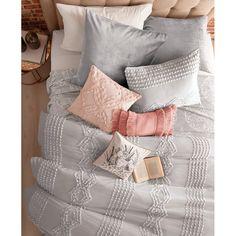 Comforters & Comforter Sets You'll Love in 2020 Grey Comforter Sets, King Comforter, King Bedding Sets, Duvet Sets, Master Bedroom, Bedroom Decor, Bedroom Ideas, Bedding Decor, Floral Bedding