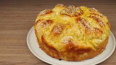 Τυρόπιτα Greek Recipes, Pie Recipes, Savoury Cake, Macaroni And Cheese, French Toast, Bakery, Good Food, Food And Drink, Sweets