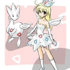 Pokemon Gijinka Girls | Advanced Anime - Image Galleries - Picture 330665