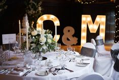 Gun metal grey and white wedding theme bringing a sophisticated look to this Great Fosters Tithe Barn wedding reception. Wedding Shoot, Wedding Reception, Great Fosters, Best Wedding Photographers, Surrey, Luxury Wedding, White Flowers, Real Weddings, Wedding Flowers