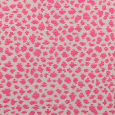 – Cerise – B Berger Fabric Pink Leopard Print, Robert Allen, Design Concepts, Dressing Room, Fabric Patterns, Upholstery, Fabrics, Textiles, Colors