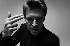 Willem Dafoe si unisce a Nicolas Cage nel cast di Dog Eat Dog White Photography, Portrait Photography, Willem Dafoe, Fritz Lang, I Love Cinema, Actor Studio, Photo Vintage, Pose Reference Photo, Celebrity Portraits