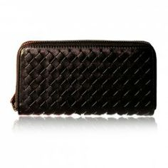 $7.24 Causal Women's Wallet With PU Leather Solid Color Zipper Design