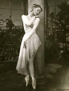 Moira Shearer 1950's