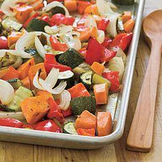 Roasted Vegetables | MyRecipes.com