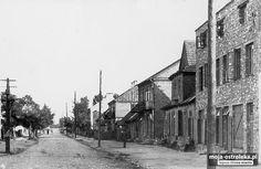 Ostrołęka w latach 50-tych (fot. czytelnik Przemysław)/009 - Galeria zdjęć - Moja Ostrołęka - lepsza strona miasta(ulica Goworowska w 1954)