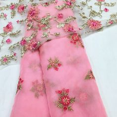 Dress Neck Designs, Designs For Dresses, Organza Saree, Georgette Fabric, Banarasi Sarees, Kurti, Kerala Bride, Tamil Brides, Telugu Wedding