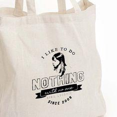$17.50+ April Ludgate Eco Tote Bag by DesignGenesStudio designgenesstudio.etsy.com