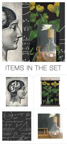 """Science is Real"" by juxtaposejane ❤ liked on Polyvore featuring art"