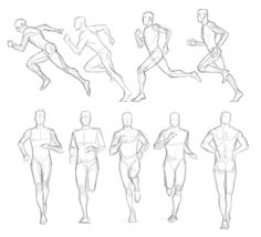 Exceptional Drawing The Human Figure Ideas. Staggering Drawing The Human Figure Ideas. Human Figure Sketches, Human Figure Drawing, Figure Sketching, Figure Drawing Reference, Art Reference Poses, Human Body Drawing, Human Reference, Figure Drawings, Anatomy Sketches