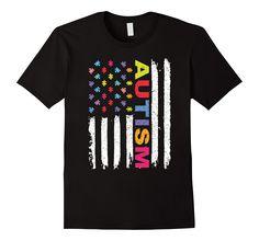 Now selling: 2017 Cotton T Shirts Clothing Gildan Short Graphic  Autism Awareness USA Puzzle Flag T-Shirt  http://www.autasticshop.com/products/2017-cotton-t-shirts-clothing-gildan-short-graphic-autism-awareness-usa-puzzle-flag-t-shirt?utm_campaign=crowdfire&utm_content=crowdfire&utm_medium=social&utm_source=pinterest