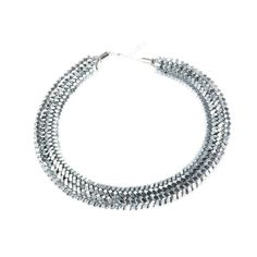 Lacey Nut Necklace by Bohem. Finnish jewelry design