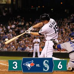 Kyle and Kendrys go deep as the #Mariners move to 7-1 on the homestand. 8/12/14
