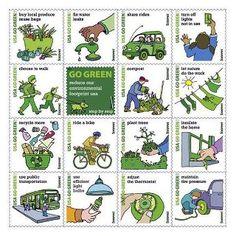 So gehts - go green   Tu etwas für deine Umwelt.