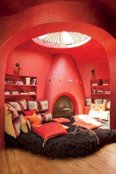 adelaparvu.com despre casa organica, proprietari Will Smith si Jada Pinkett Smith, Foto Roger Davis Architectural Digest (10)