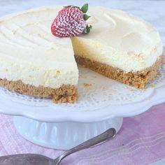 Mangocheesecake Fika, Tex Mex, Cheesecakes, Vanilla Cake, Great Recipes, Sweet Tooth, Mango, Brunch, Food And Drink