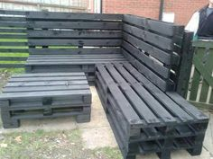 Pallet seating/sectional/sofa