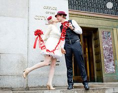 Less Is More: Beautiful City Hall Weddings