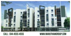 Marutham Prestige @ Tambaram west, Chennai - A project of ‪#‎Marutham‬ ‪#‎Group‬.  No: of Floors : Stilt (Car parking) + 4 Floors Total No. of Flats: 165  Buy your dream ‪#‎home‬ with Marutham Group! Book Now!