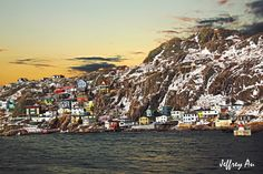 Travel Our Canada St John's, Newfoundland, Nova Scotia, New York Skyline, Times Square, Photo Galleries, Canada, World, Places