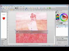 ▶ Blend modes in Digital Scrapbook Artist 2 - YouTube Artist Card, Serif, Craft Tutorials, Digital Image, Altered Art, Digital Scrapbooking, Software, Photoshop, Card Making