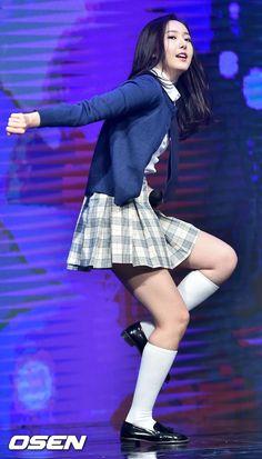 """【PHOTO】GFRIEND、プロバレーボールリーグの授賞式で祝賀公演を披露""""爽やかなステージ"""" - ENTERTAINMENT - 韓流・韓国芸能ニュースはKstyle"""