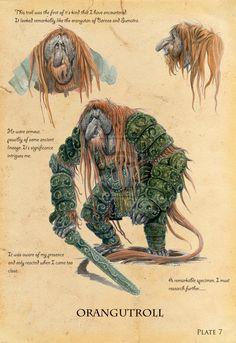 Orangutroll by eoghankerrigan on deviantART