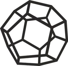 Hey, I found this really awesome Etsy listing at https://www.etsy.com/listing/219304066/dodecahedron-sacred-geometry-die-cut