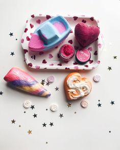 lush valentines collection