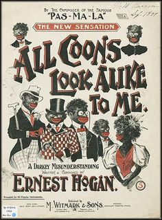 """One of the most popular """"Rag-Time"""" compositions of the 1890's, recorded countless times by all of the recording"""" regulars"""" from 1896 to 1902. Len Spencer was particularly known for singing this song."""