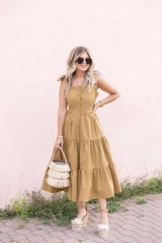 Modest Dresses, Pretty Dresses, Beautiful Dresses, Casual Dresses, Short Dresses, Frock Fashion, Modest Fashion, Fashion Dresses, Mode Outfits