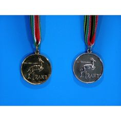 South African old coin made into a medal with SA flag ribbon. Plated 18 carat gold or nickel for great finish. Trophies And Medals, Washer Necklace, Pendant Necklace, Carat Gold, Plating, Coins, Ribbon, Flag, African