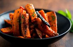 Roasted Carrots With Turmeric and Cumin - a simple but unique side dish