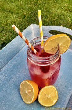 Fruchtige Wasserkefir-Limonade
