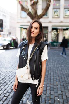 "fashion-streetstyle: ""(via Summer in the city   Dublin – Anouska Proetta Brandon) """