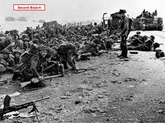 Army remembers June The World War II D-Day invasion of Normandy, France. D Day Normandy, Normandy Beach, Normandy France, World History, World War Ii, D Day 1944, D Day Invasion, Normandy Invasion, D Day Landings