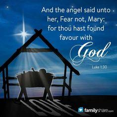 Luke 1:30