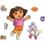 Fathead, 33 in. x 24 in. Dora the Explorer Wall Decal, FH15-15990 at The Home Depot - Tablet
