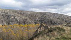 Restos del acueducto en Berlanga de Duero